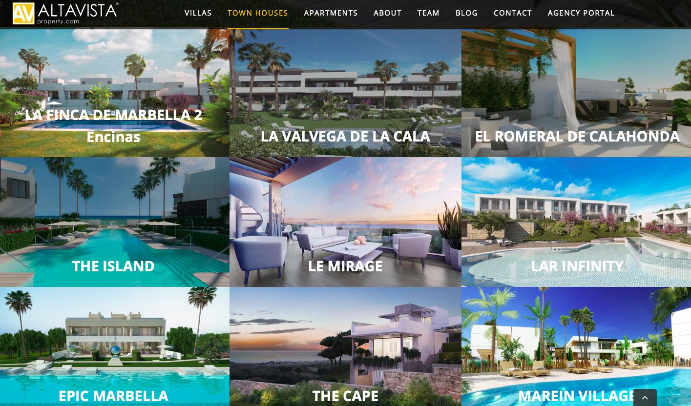 Alta Vista properties deigned by wiidoo media digital marketing agency Marbella centro