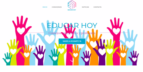 Educar hoy - Desgined by Wiidoo Media