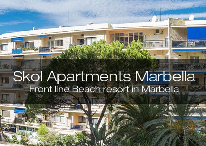 property rental website marbella skol apartments wiidoo media website design marbella