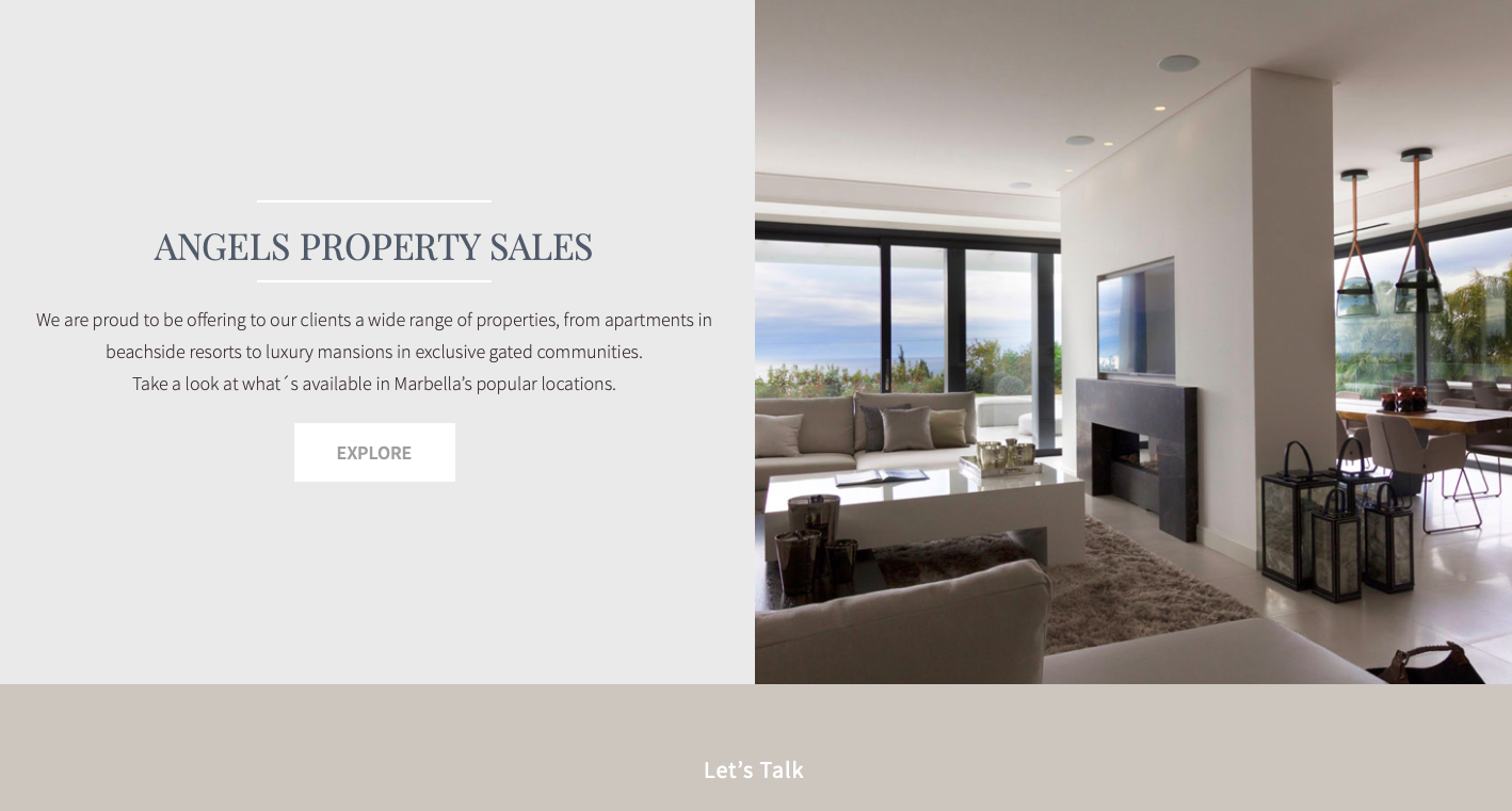 Angels Property Management Services Marbella