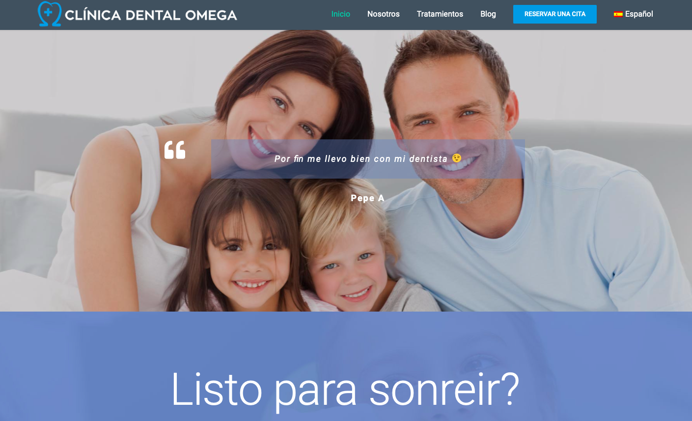 Clínica Dental Omega Torremolinos Avda Palma de Mallorca
