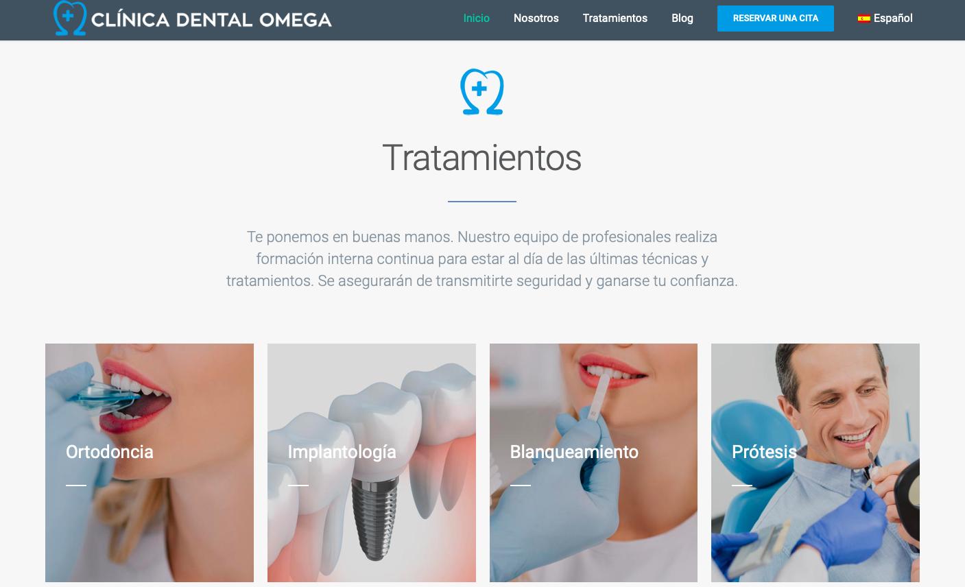 Clínica Dental Omega Torremolinos
