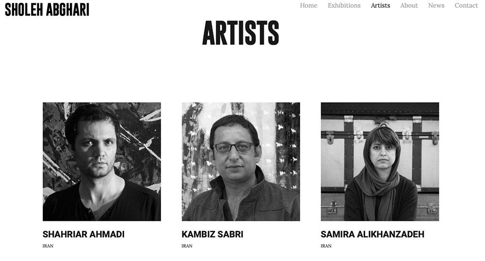 Sholeh-Abghari-Group-Exhibition-Iran-Contemporary-in-Marbella