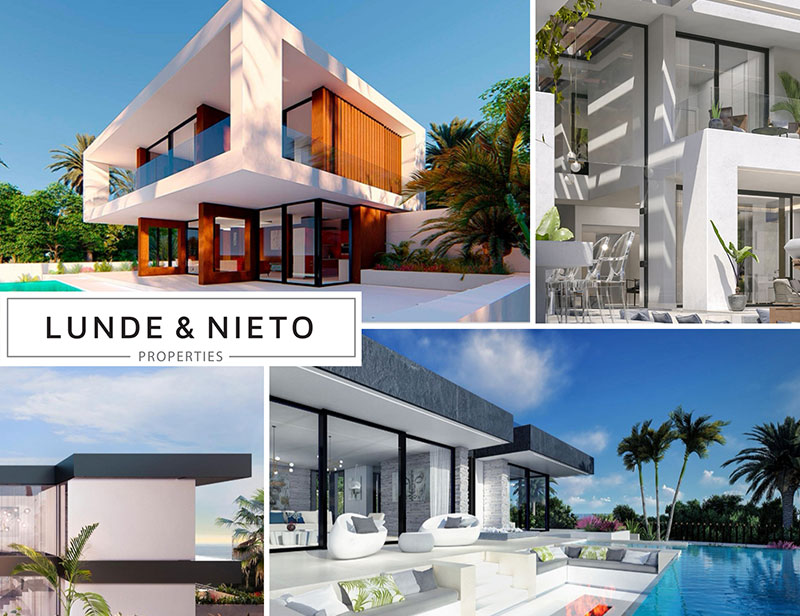 SEO Positioning for Real Estate Agency and Property Advisors Lunde & Nieto.