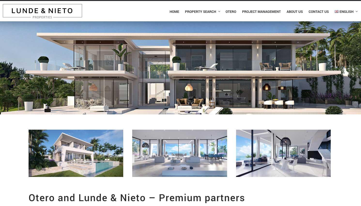 lunde nieto real estate agency and Property Advisors marbella costa del sol