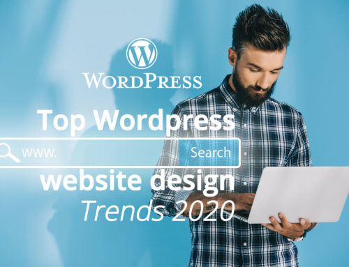Top 5 WordPress design trends for 2020