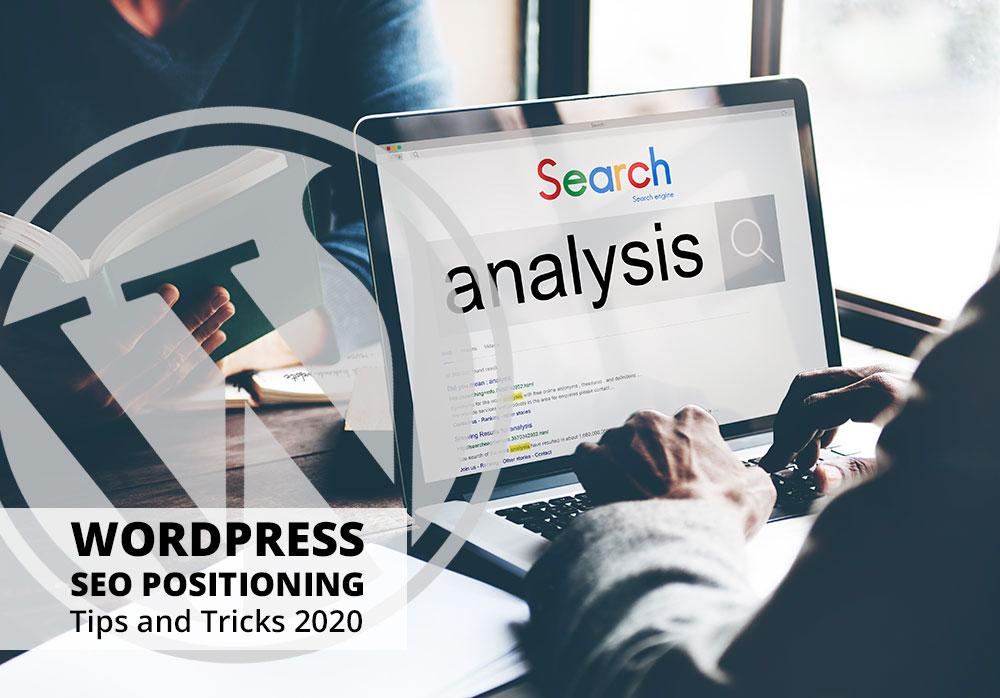 wordpress seo positioning tips and tricks 2020