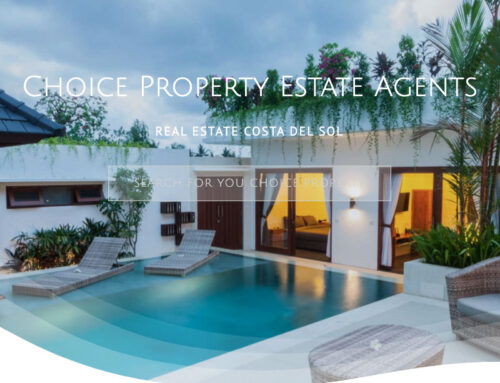 Multilingual Real Estate Website Choice Property