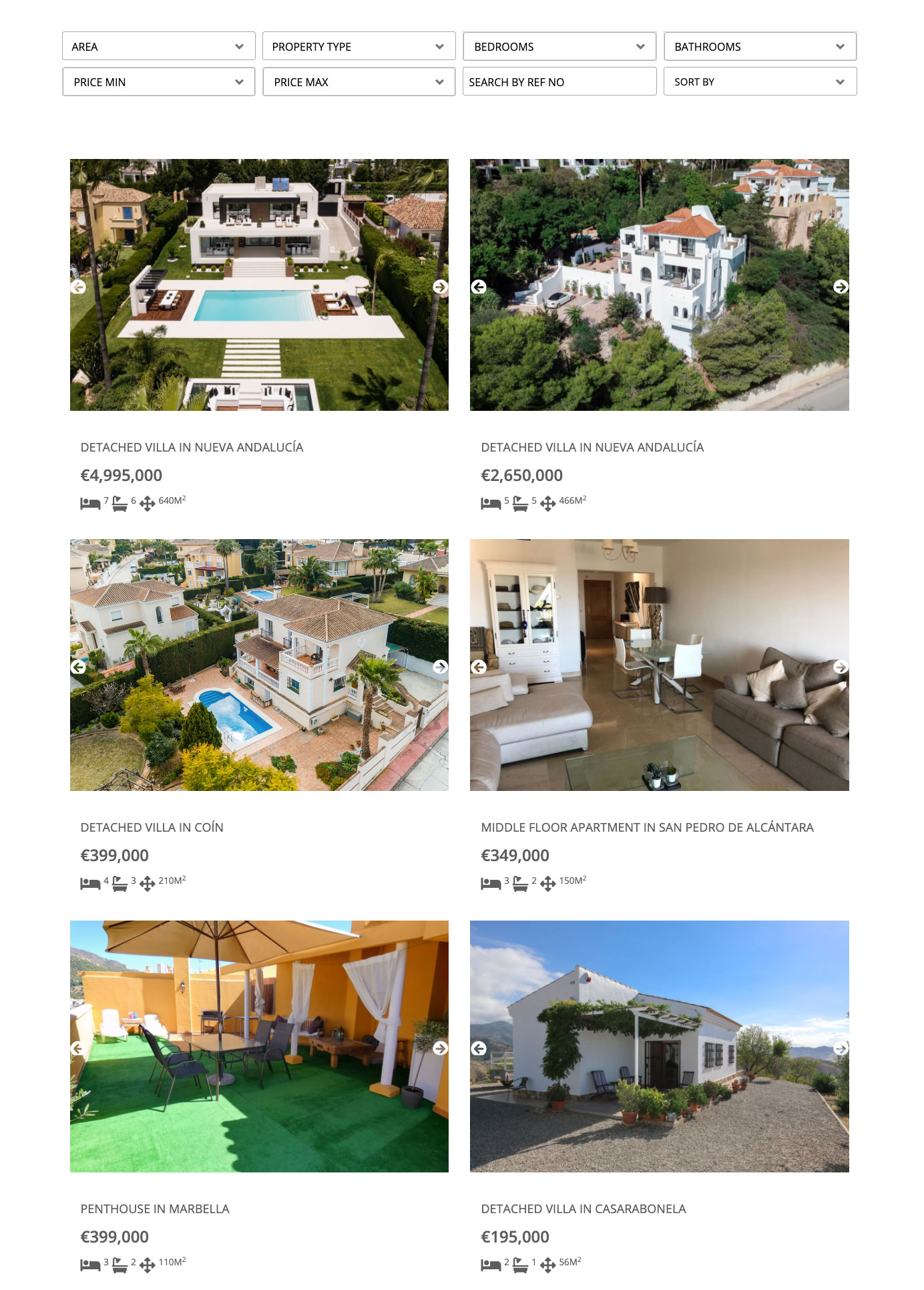 Resales Online wordpress plugin wiidoo media wordpress plugin for ReSales Online properties costa del sol