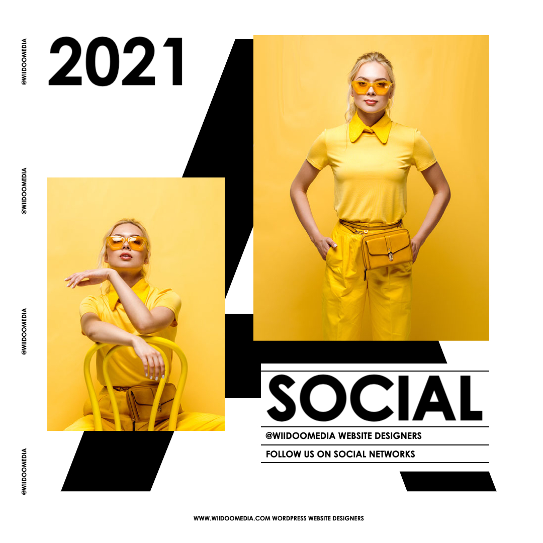 social design Revamp Your Social Media for 2021 wiidoo media marketing and social media designers marbella