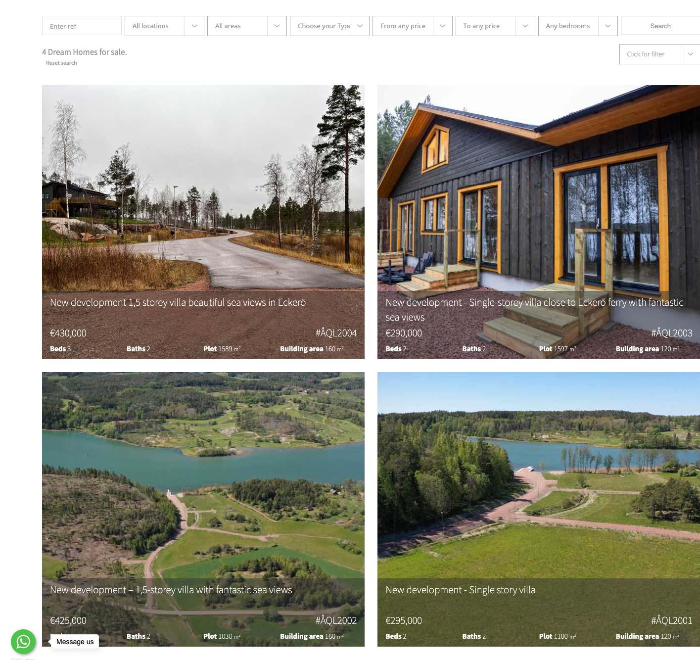 wiidoo media property listing plugin for wordpress the best real estate website designs